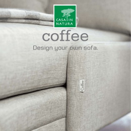 Design your own sofa.