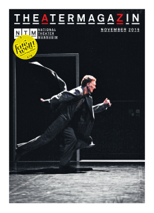 theatermagazin - Nationaltheater Mannheim