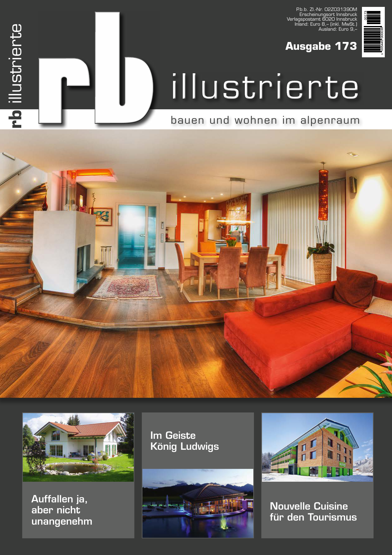 illustrierte - Architekt Fussenegger, Bad Kohlgrub