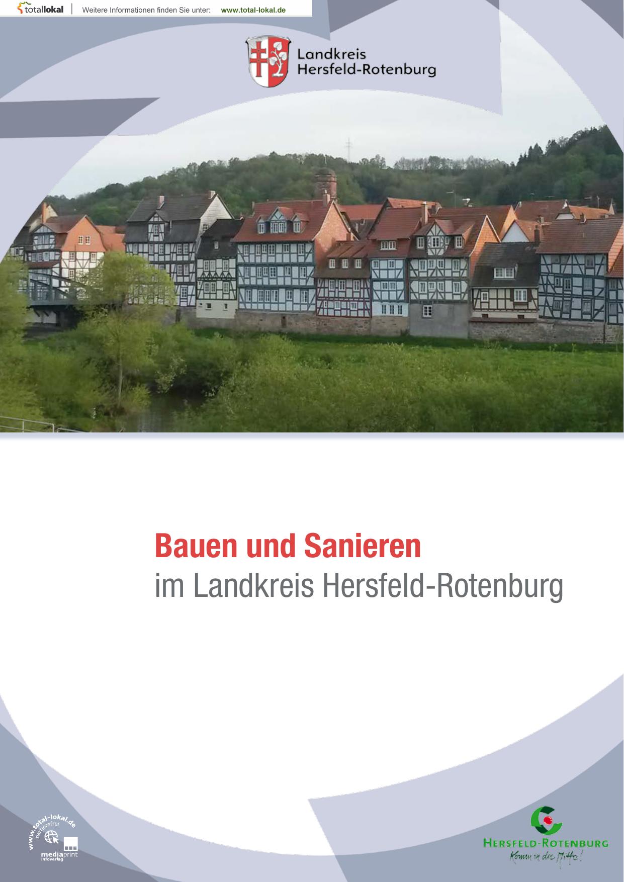 Orgaplan Bad Hersfeld bauen und sanieren im landkreis hersfeld rotenburg total