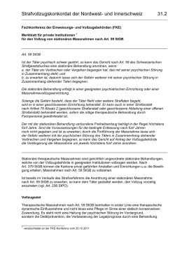 30.2 Merkblatt Private Institutionen für Art. 59 StGB