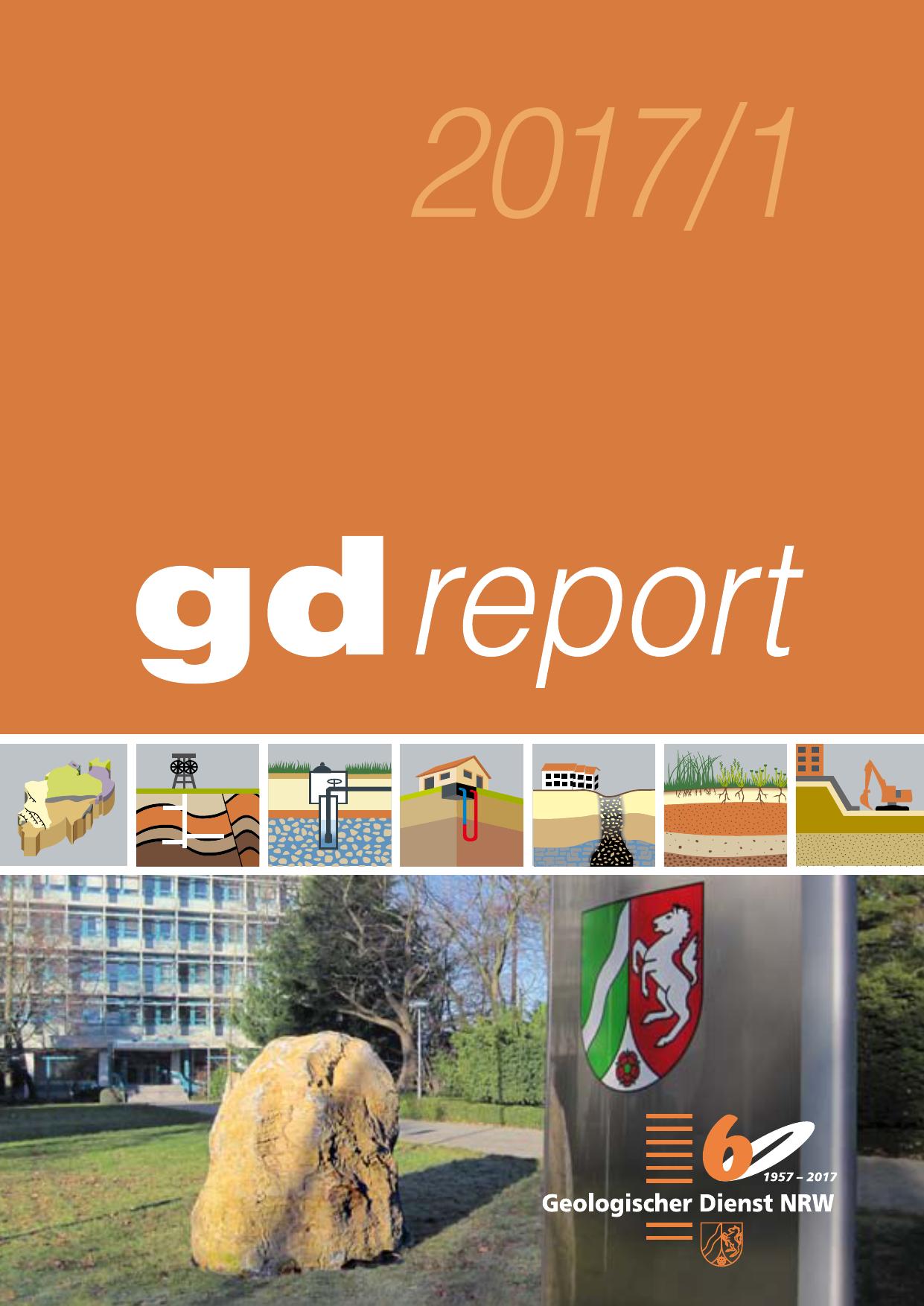 Geologische Karte Ruhrgebiet.Rep17a Web Layout 1 Geologischer Dienst Nrw