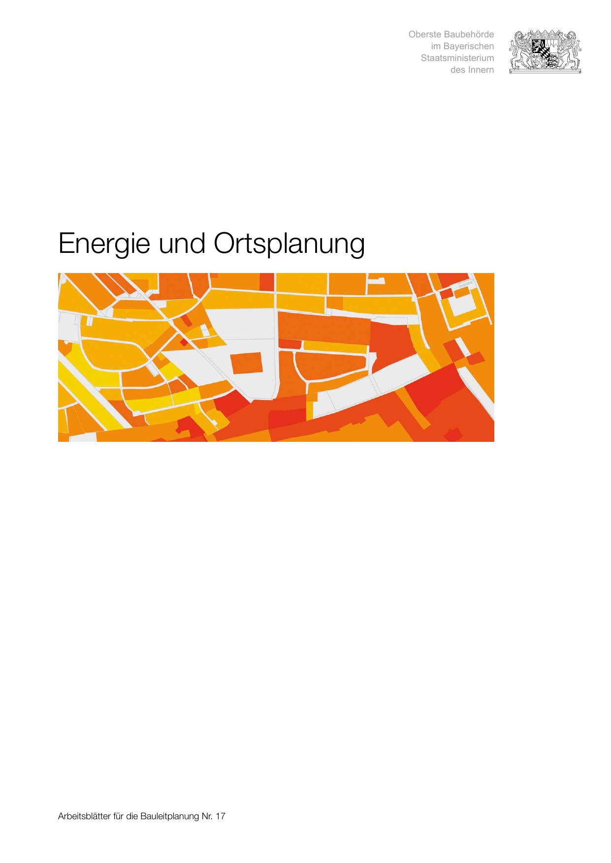 Energie und Ortsplanung