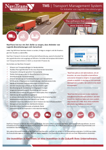 TMS | Transport Management System
