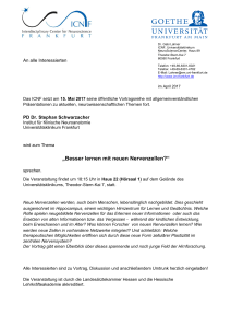 Brief mit Logo