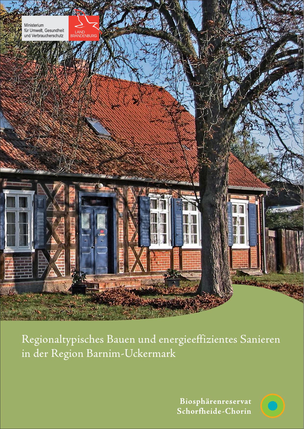 Regionaltypisches Bauen und energieeffizientes