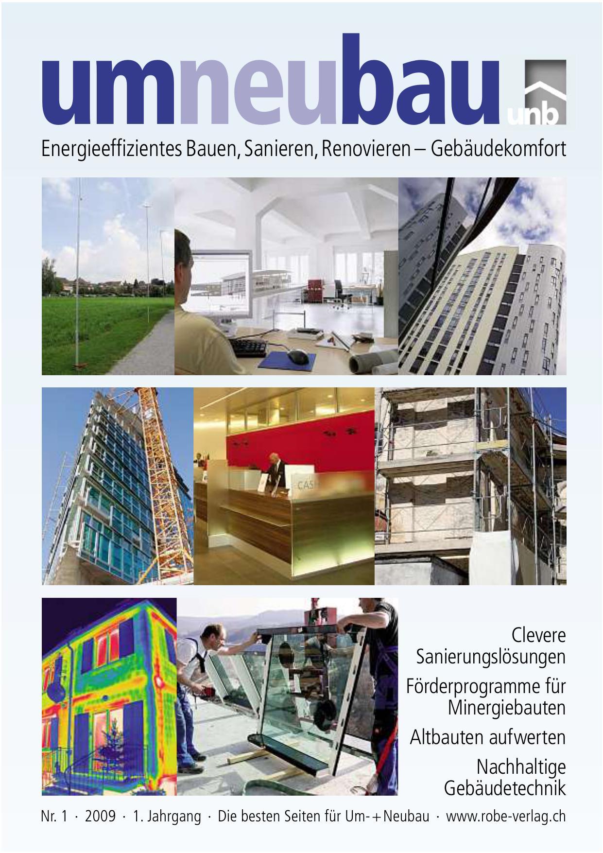 EnergieeffizientesBauen,Sanieren,Renovieren - Robe