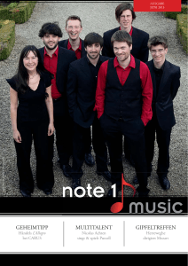 neuheiten note 1 music juni 2013
