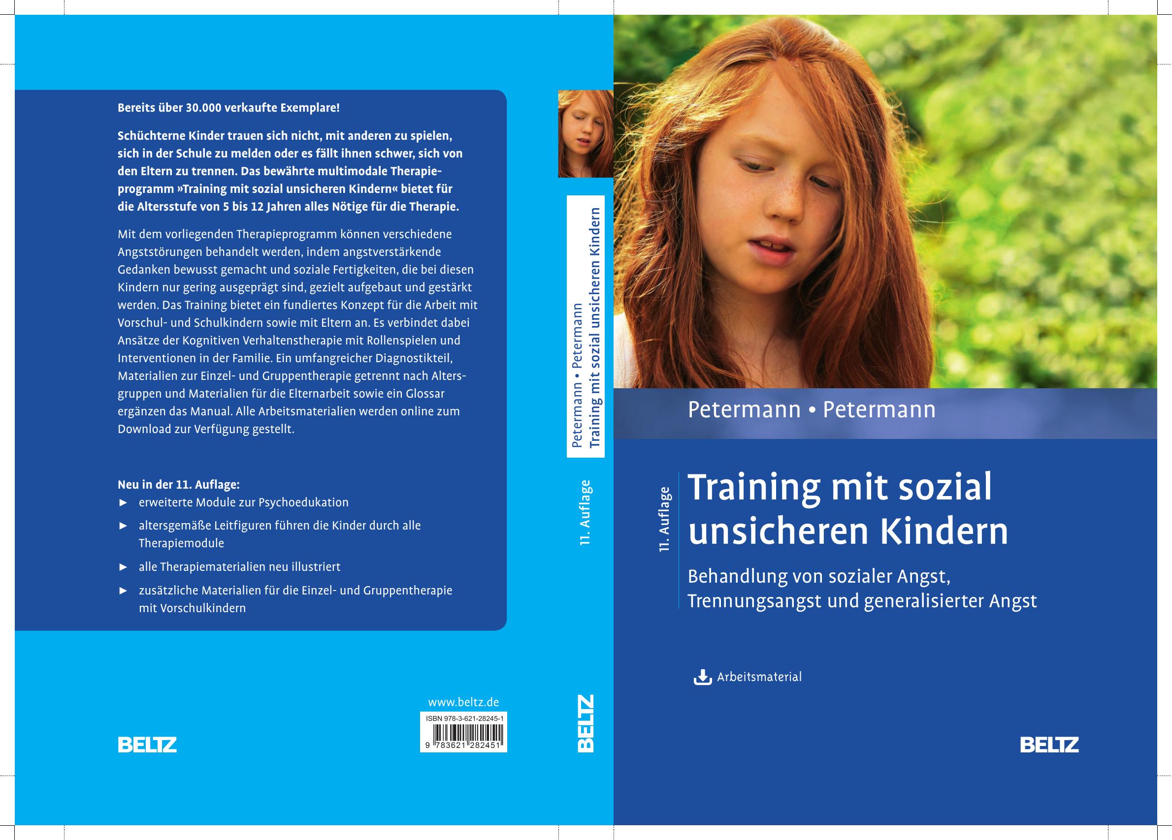 Training mit sozial unsicheren Kindern