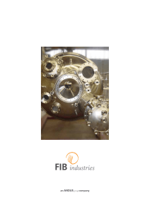 an company - FIB Industries