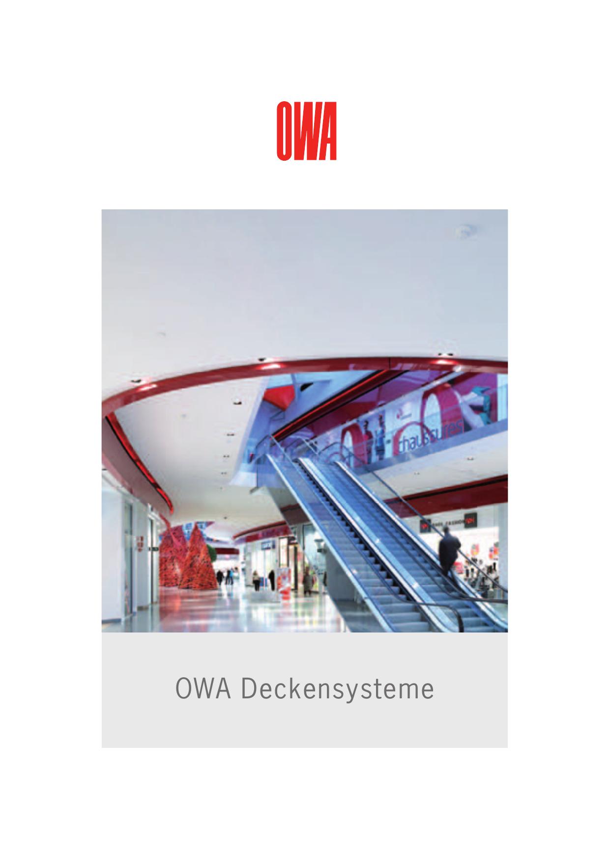 OWA Deckensysteme - hagebau DECKEN-KOMPETENZ