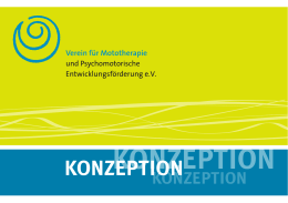 KonzePtIon - Mototherapie Münster