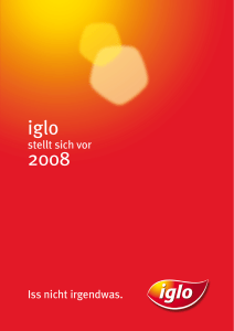 iglo 2008 - Text-ff Text