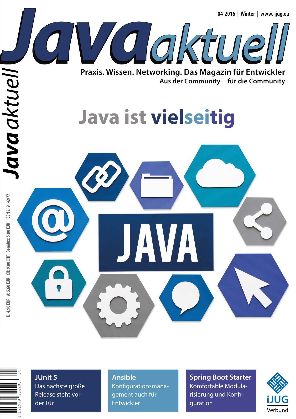 Java aktuell