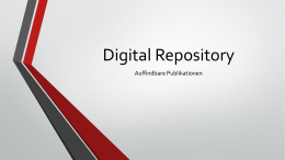 Digital Repository
