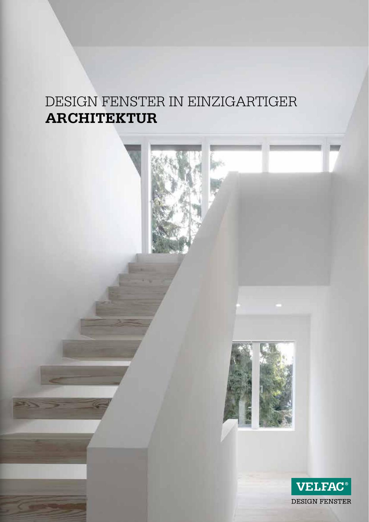 design fenster in einzigartiger architektur