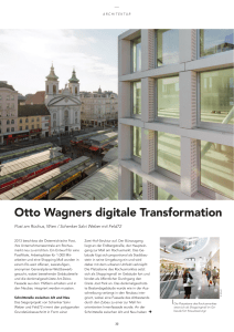 Otto Wagners digitale Transformation