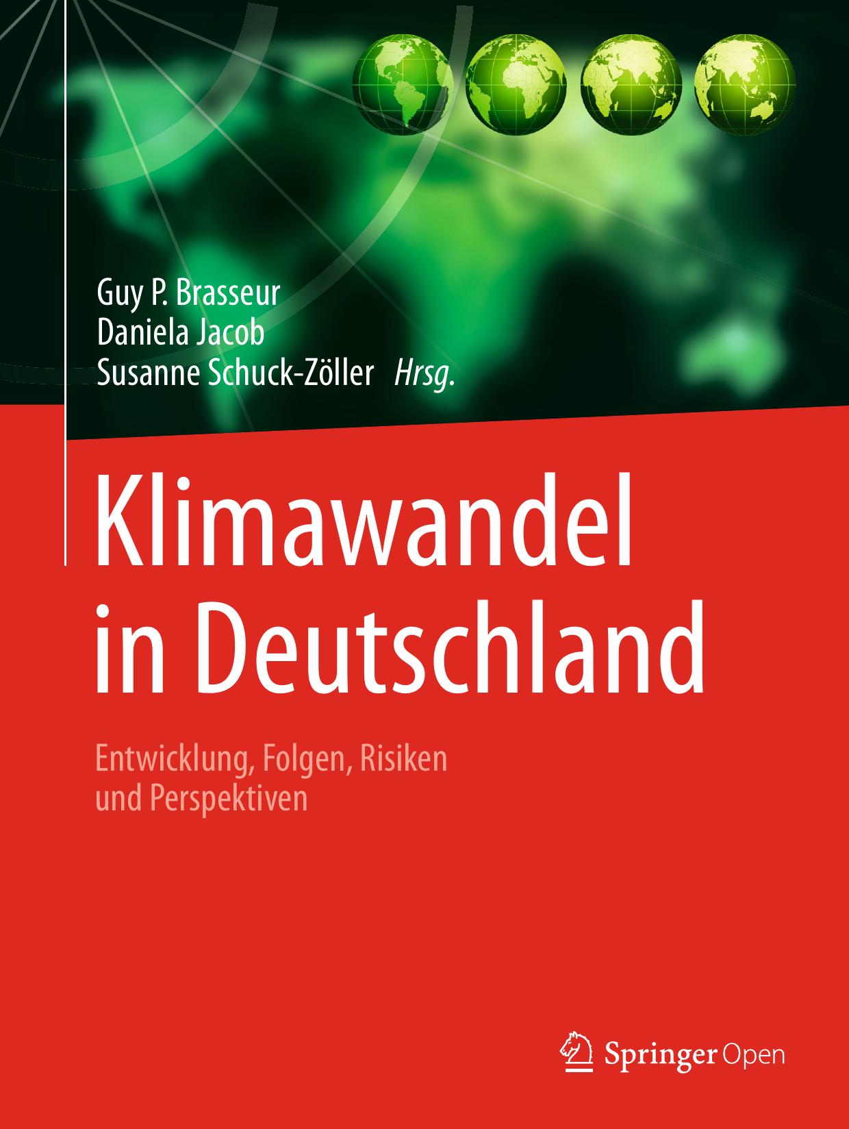 Klimawandel in Deutschland - Scienze naturali Svizzera