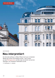 Neu interpretiert