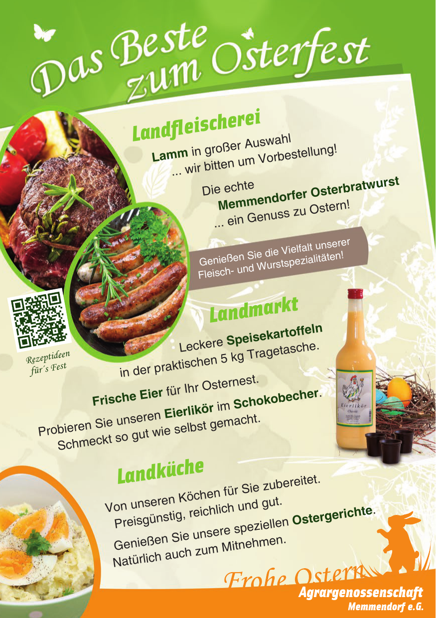 oster_agrar memmendorf_web - Agrargenossenschaft Memmendorf