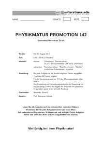 PHYSIKMATUR PROMOTION 142