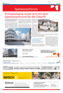 SparkassenForum