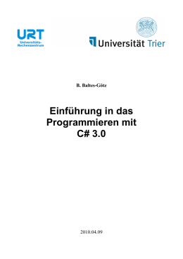 Text als PDF-Dokument