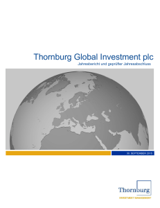 Thornburg Global Investment plc - fund