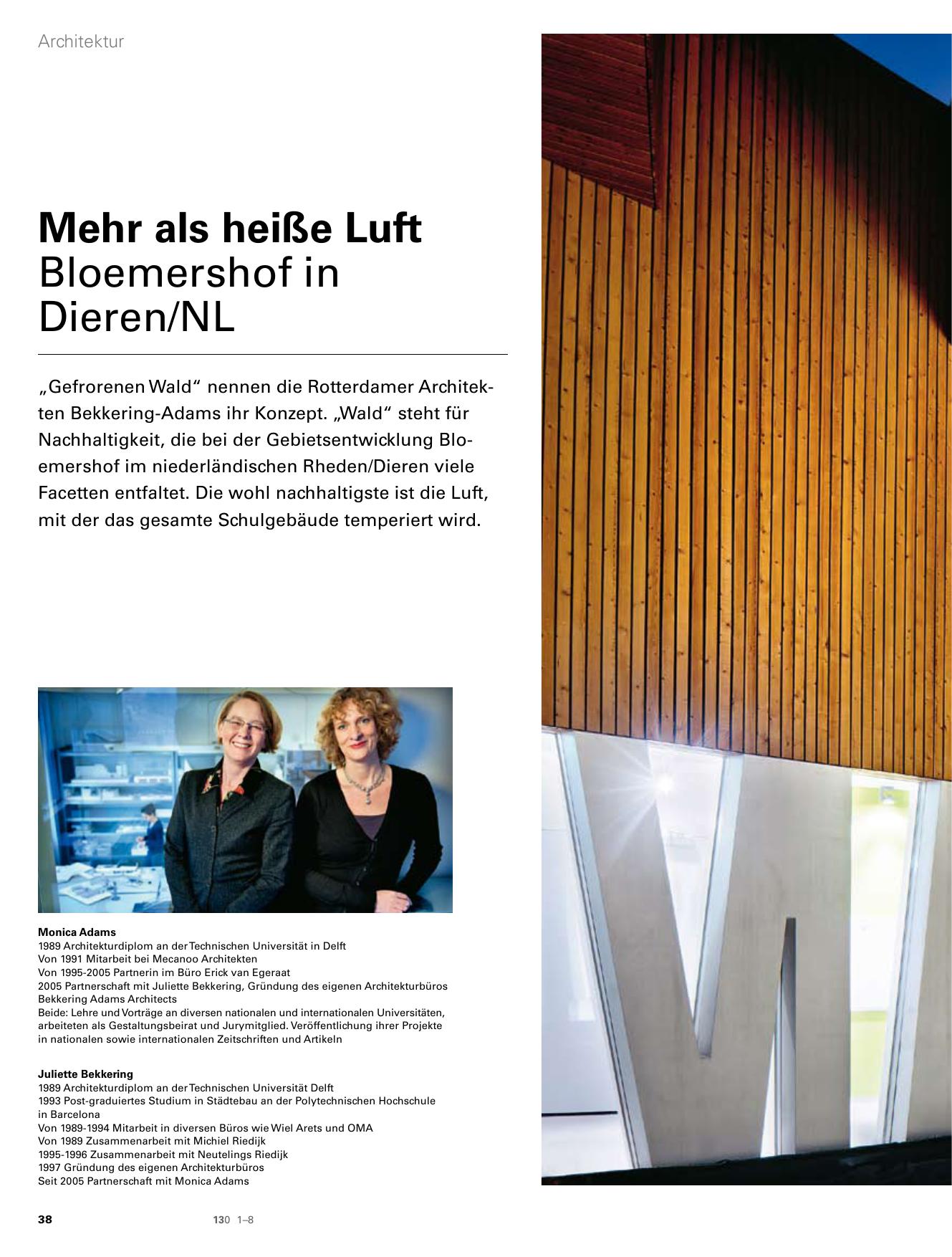 Mehr als heiße Luft Bloemershof in Dieren/NL   Kiefer Luft