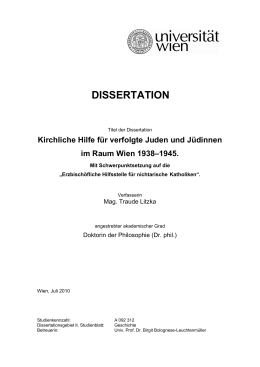 dissertation - E-Theses