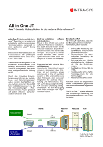 All in One JT - INTRA-SYS