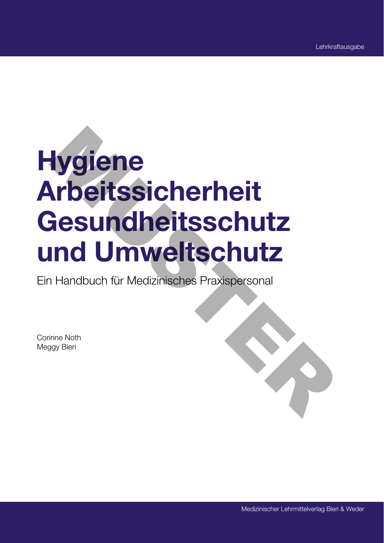 Vorschau Hygiene, Arbeitssicherheit, Gesundheits