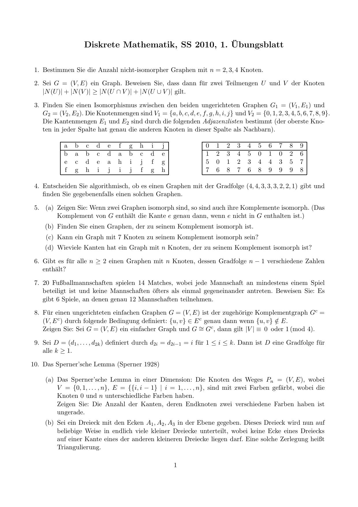 Fantastisch Spanisch Zahlen 1 100 Arbeitsblatt Fotos - Mathe ...