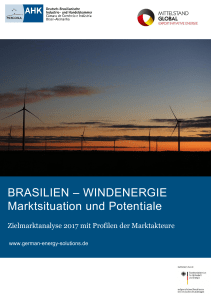 BRASILIEN - German Energy Solutions