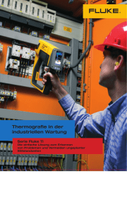 Thermografie in der industriellen Wartung