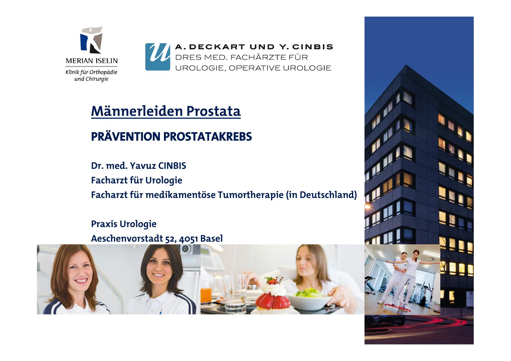 ph wert urin próstata
