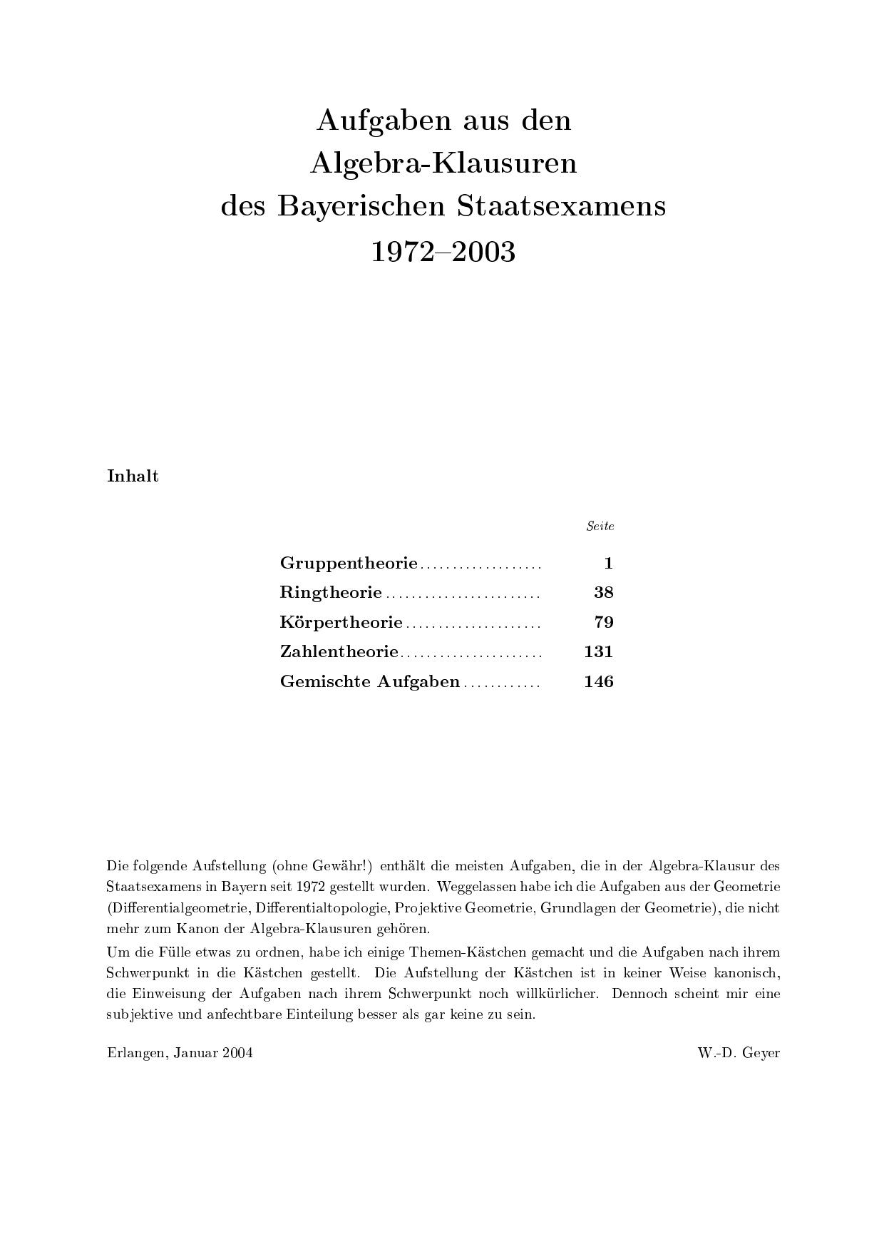 charakteristisches polynom nilpotente matrix