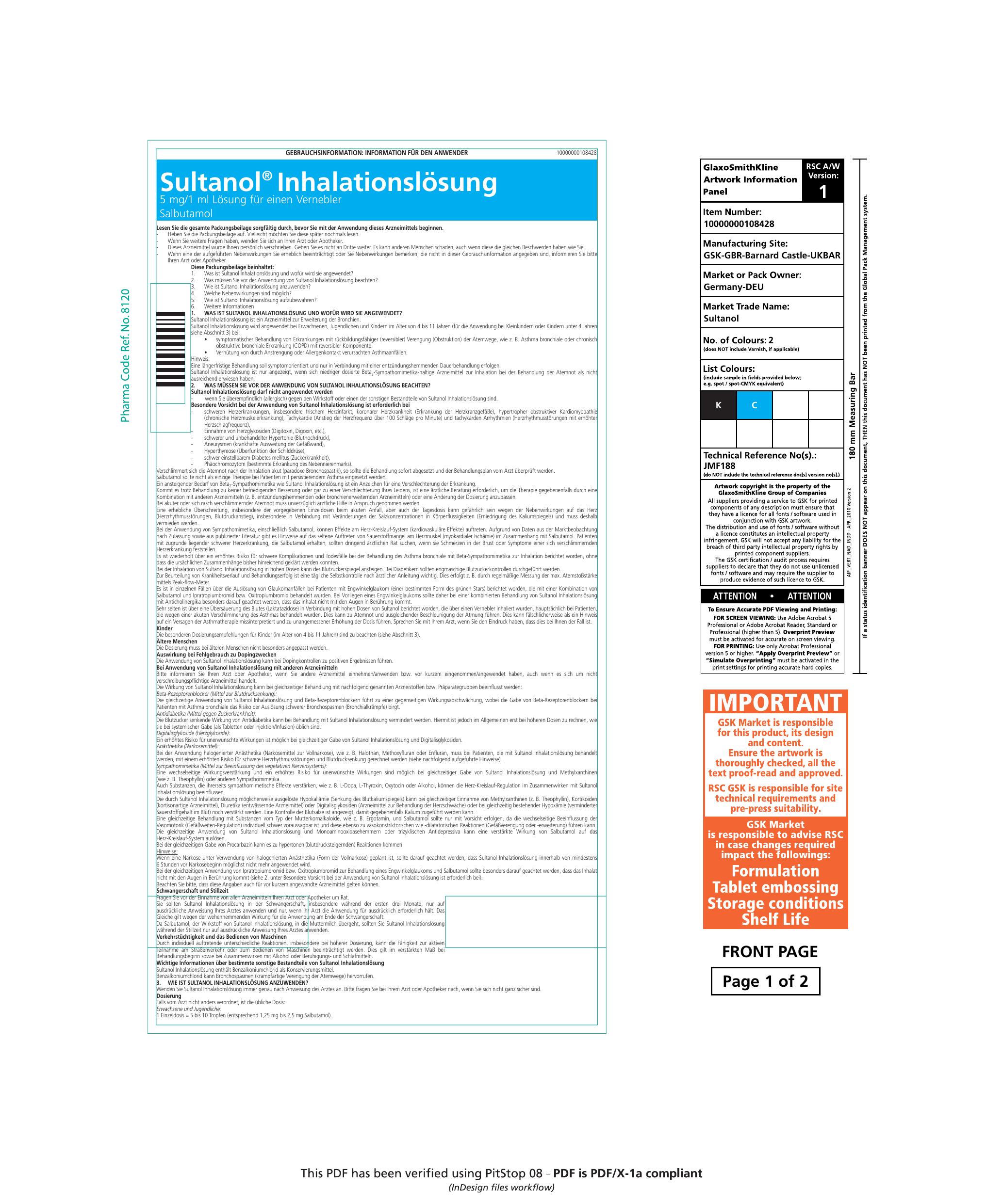 salbutamol ratiopharm inhalationslösung
