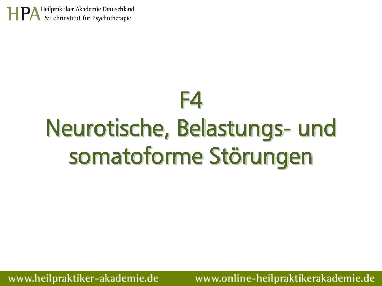 Neurotische störung