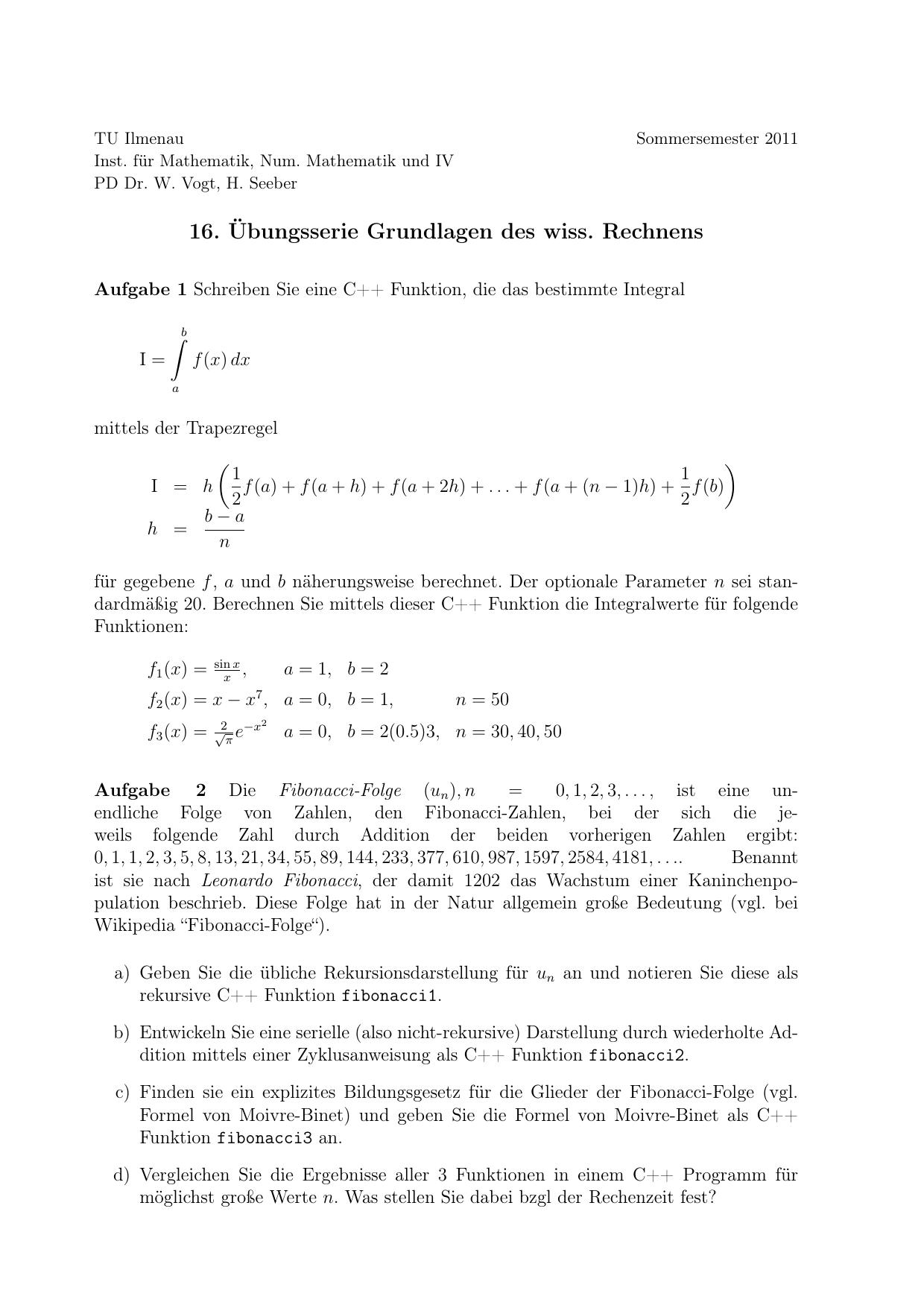 Großartig Arithmetik Rekursive Und Explizite Arbeitsblatt Bilder ...