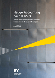 Hedge Accounting nach IFRS 9