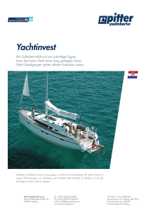 Yachtinvest - Pitter Yachting