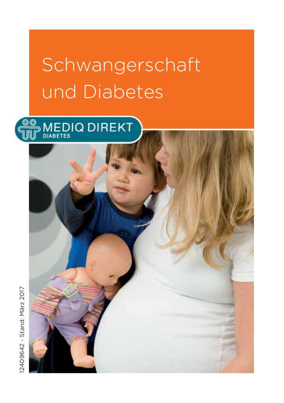 wichtige hinweise schwangerschaftsdiabetes