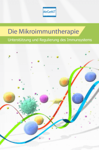 Die Mikroimmuntherapie