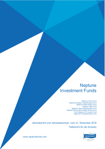 Neptune Investment Funds - fund