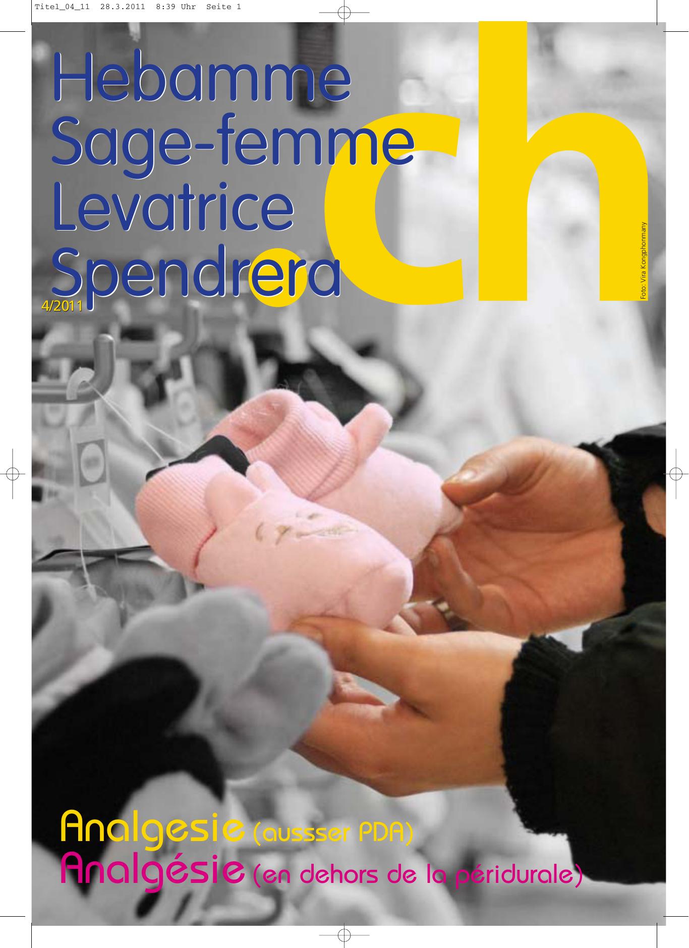 Sage Femme Ch Schweizerischer Hebammenverband