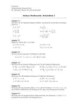 Klausur-1