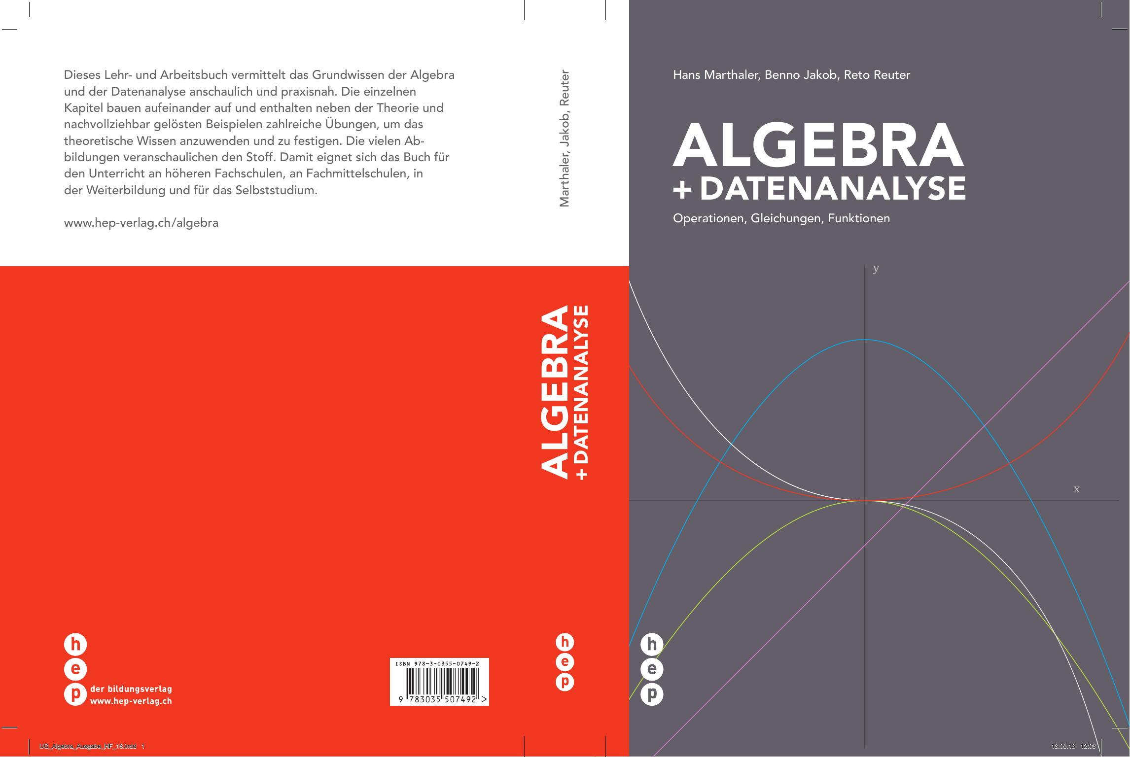 algebra - hep Verlag
