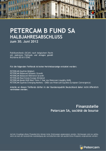 Petercam B Fund_semi annual report_120630_DE