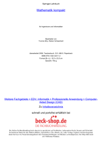 Mathematik kompakt - ReadingSample - Beck-Shop